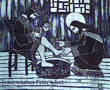 feet_washing_Chinese_art